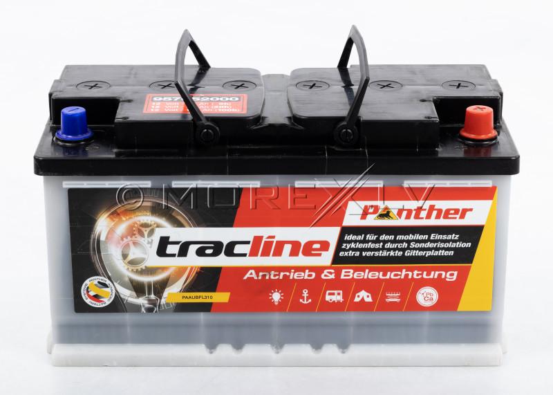 Slodzes laivu akumulators Solar Panther DC Pro+ 12V 90Ah (20h)