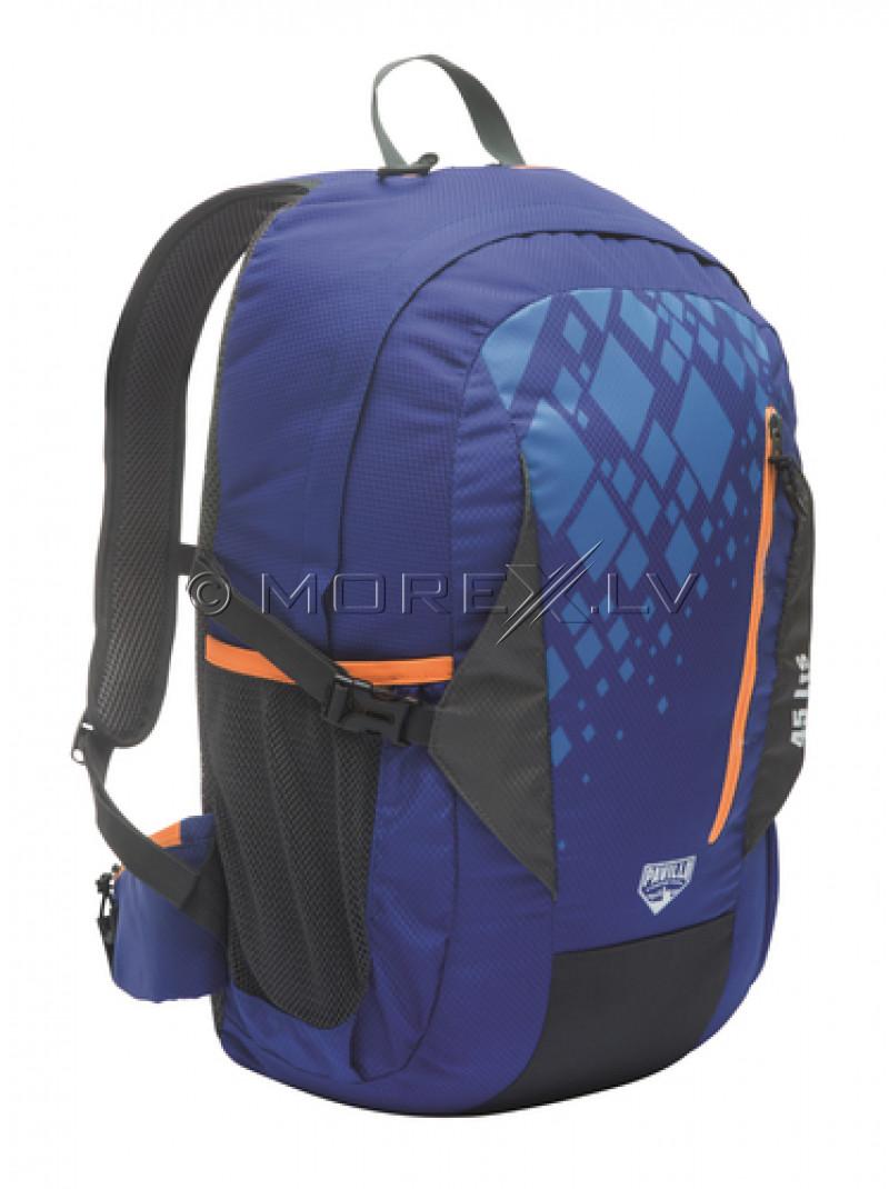 Mugursoma Pavillo Arctic Hiking 45L, Zils 68081