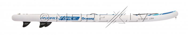SUP dēlis Bestway Hydro-Force Oceana 65303, 305x84x15 cm