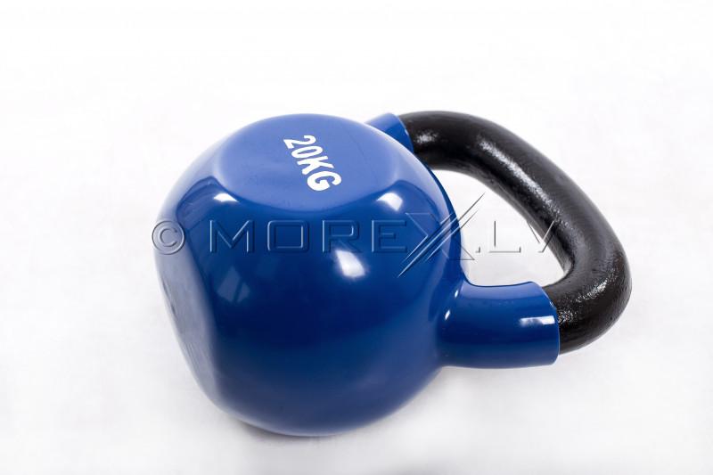 Metāla svaru bumba ar vinila pārklājumu 20 kg