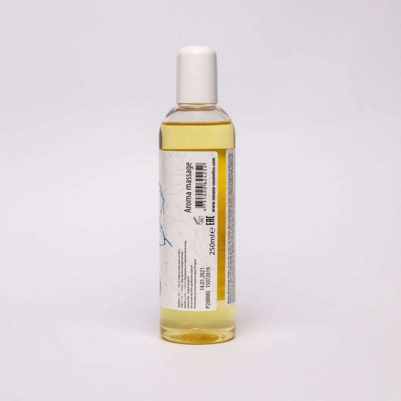 Массажное масло для тела Verana Professional, Сосна 250мл
