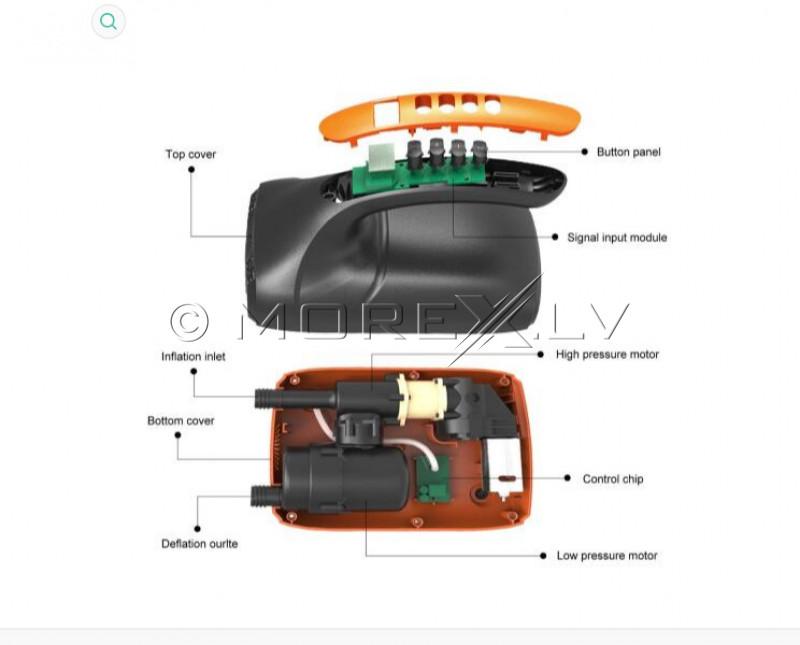 Elektriskais pumpis Aquamarina 12V
