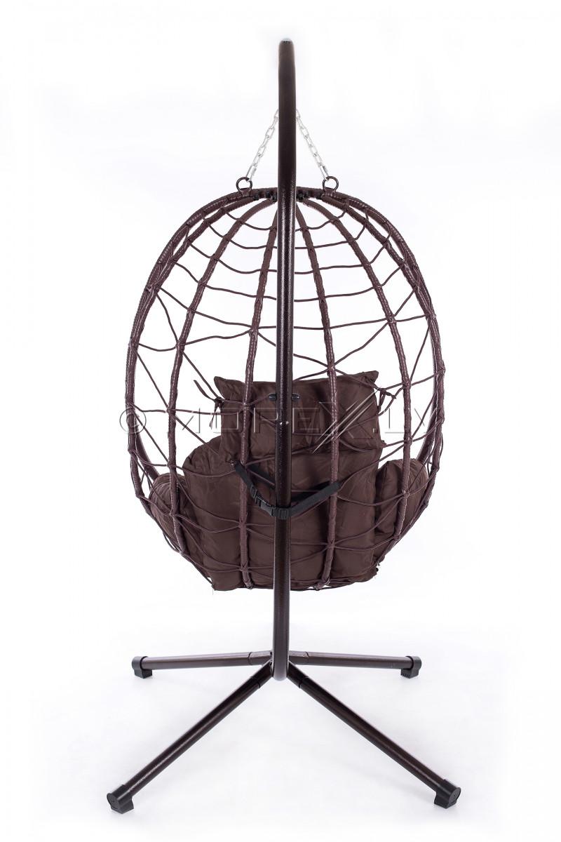 """Piekaramais šūpuļkrēsls """"Ola"""", EGG-1, saliekamais uz statīva"""