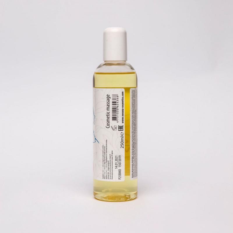 Body massage oil Verana Professional, White lilly flower 250ml