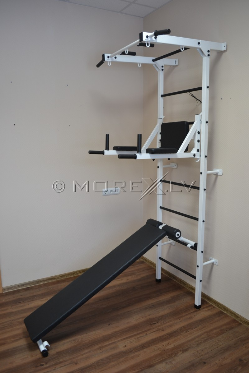 Sports complex Pioner-MCK-3 with bench