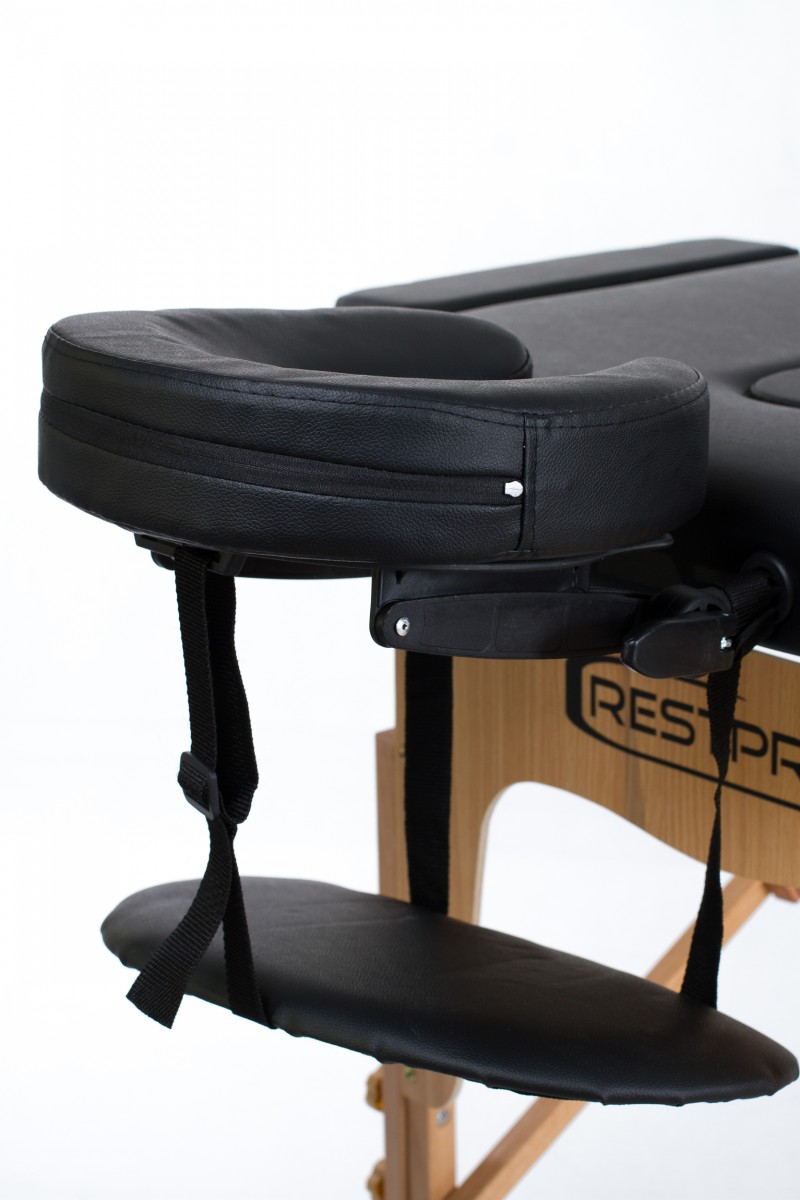 RESTPRO® Classic-3 Black Portable Massage Table