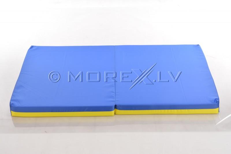 Мат 66x120см сине-желтый