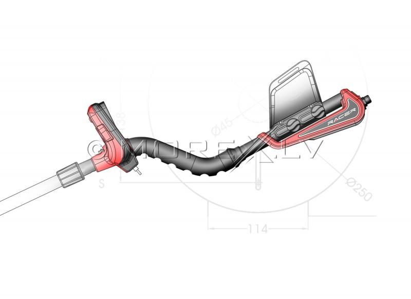 metal detector makro racer  11000505