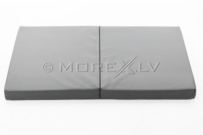 Мат из искусственной кожи 80x120 см, серый