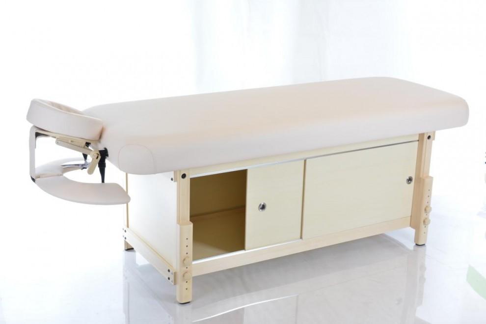 Masāžas galds Kaiser-Flat Beige