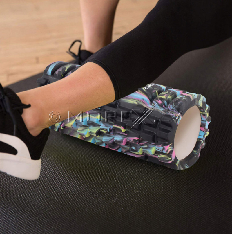 Masāžas jogas pilates putu rullis Crossfit