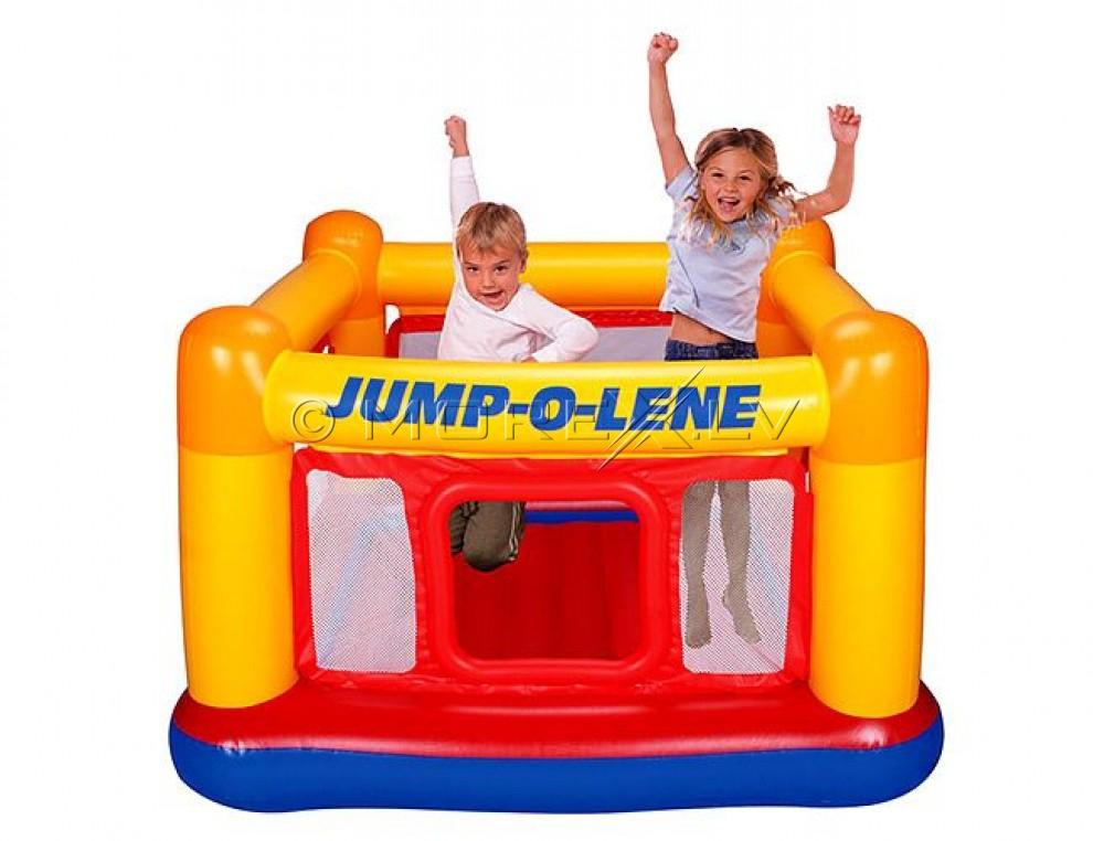 INTEX 48260NP батут Jump-O-Lene (174x174x112cm)