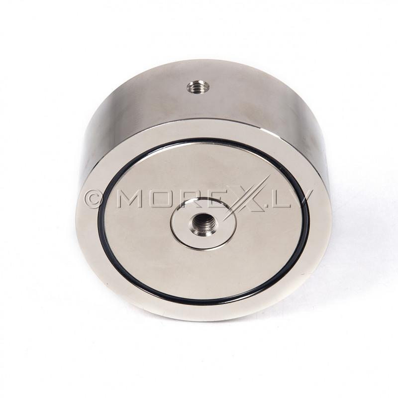 Black Magnet F600X2 Divpusējs meklēšanas magnēts 2x600 kg