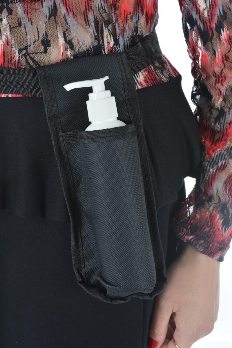 Eļļas pārnēsāšanas soma + pudele (250 ml)