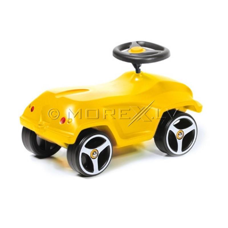 BRUMEE auto skrejmašīna WILDEE dzeltena