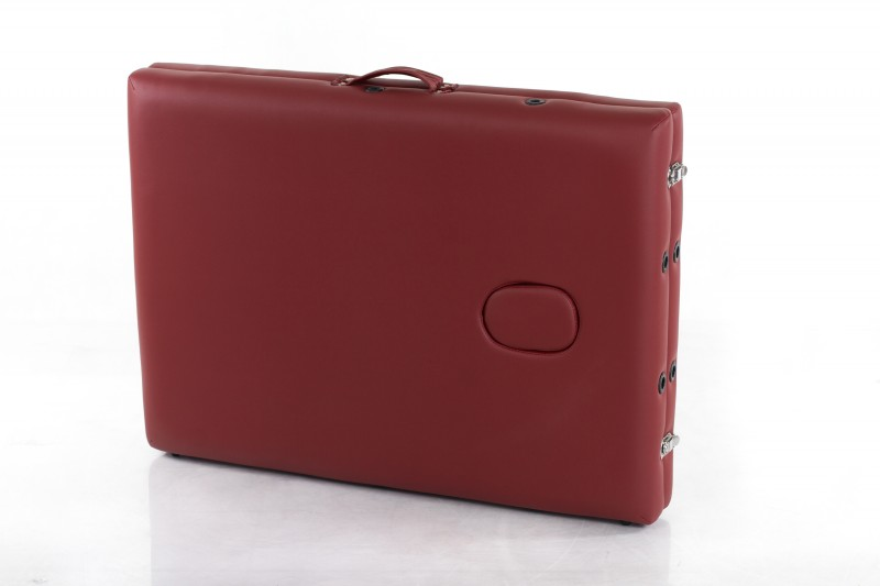 RESTPRO® Classic-2 Wine Red массажный стол (кушетка)
