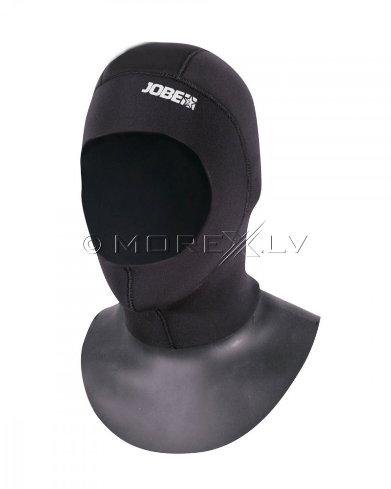 Neoprēna galvassega- hidrotērpam Jobe Neoprene Hood, melna