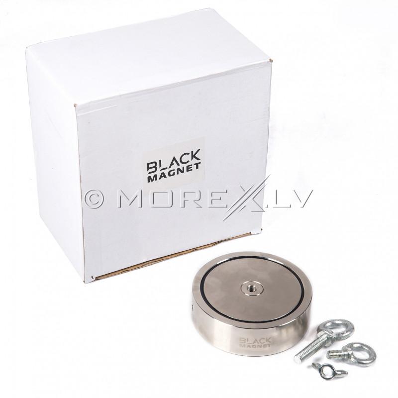 Black Magnet F300X2 Divpusējs meklēšanas magnēts 2x300 kg