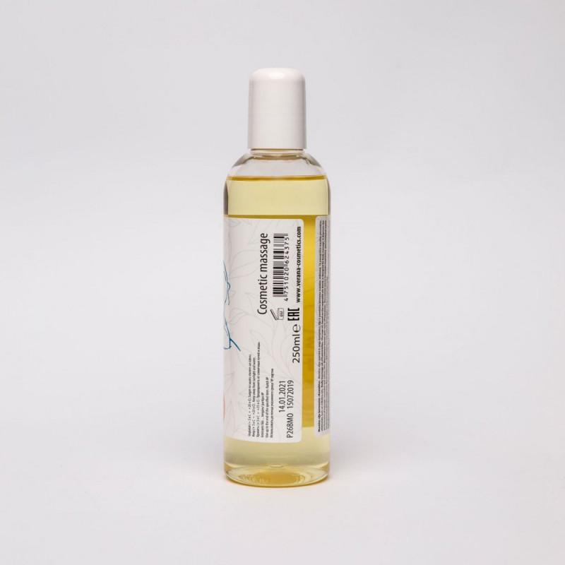 Массажное масло для тела Verana Professional, Ромашка 250мл