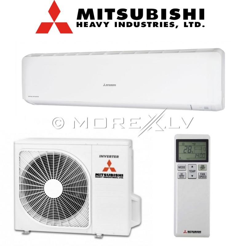 Gaisa kondicionieris (siltumsūknis) Mitsubishi SRK/SRC63ZR-S