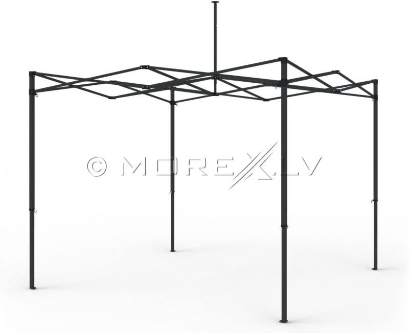 Saliekamais nojumes rāmis 2 x 2 m, H sērija (tērauds, 30x30x0.6 mm)