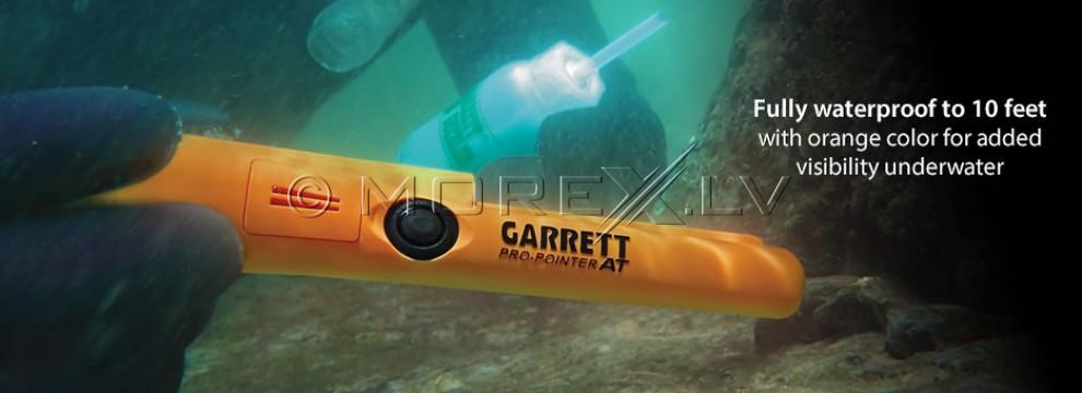 Garrett Pro-Pointer AT ūdensnecaurlaidīgs
