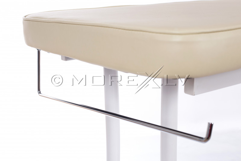 Massage Table Steel-2 Beige