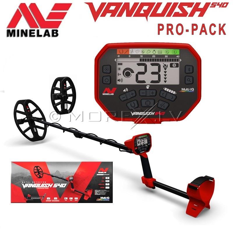 Noma metāla detektors Minelab Vanquish 540