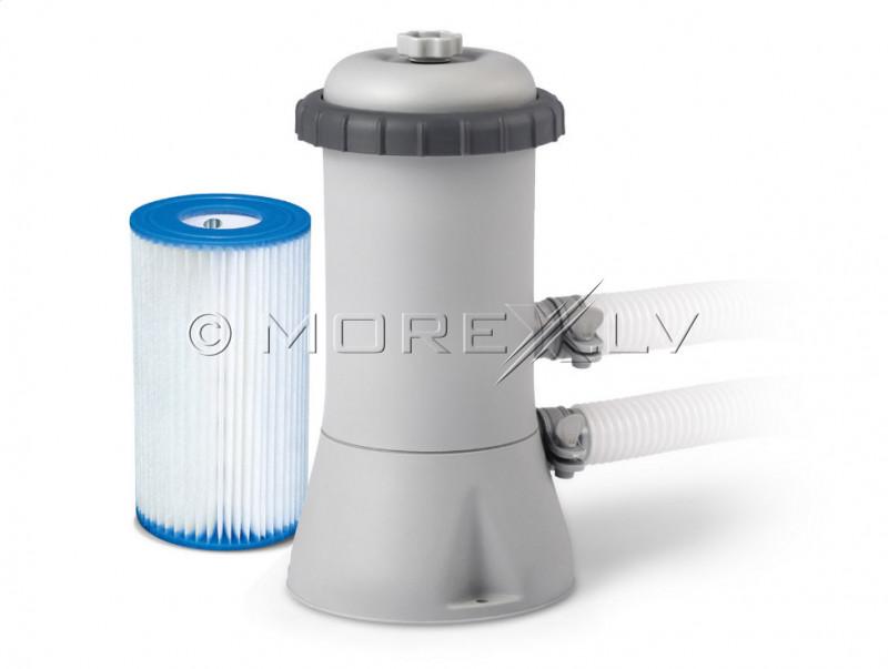 Baseins Intex Easy Set Pool 396х84 cm, ar filtra sūkni (28142)