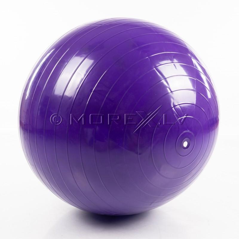 Vingrošanas Aerobikas bumba 65cm (Fitball fitnesam)