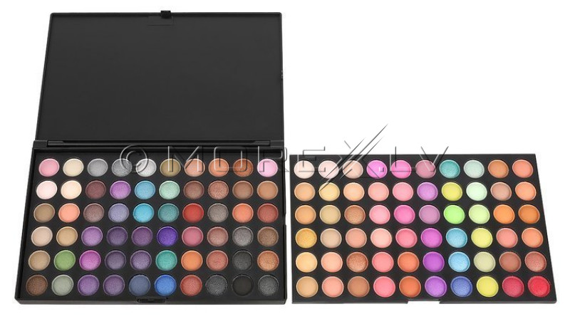Eye Shadow Palette, 120 colors (10019)