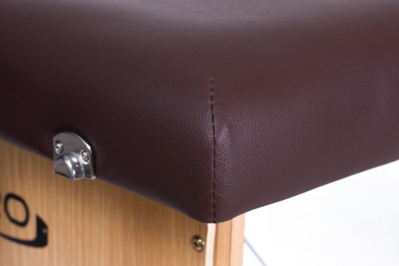 RESTPRO® Classic-2 Coffee masāžas galds (kušete)