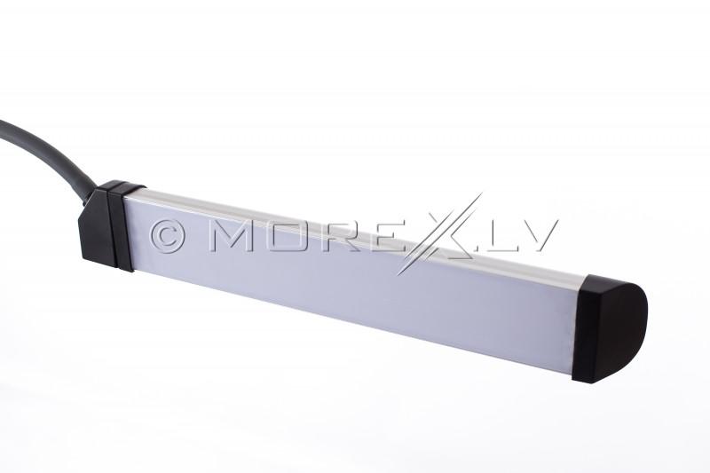 Dubultā LED lampa fotografēšanai un filmēšanai 2x20W (9602LED)