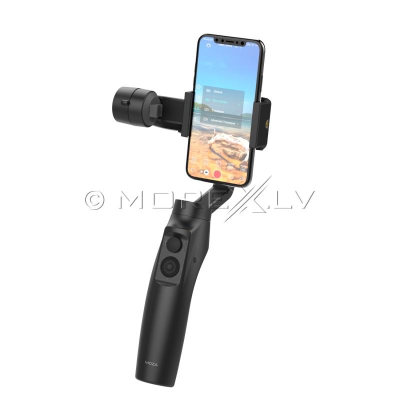 Elektroniskais telefona stabilizators Moza Mini-Mi viedtālrunim