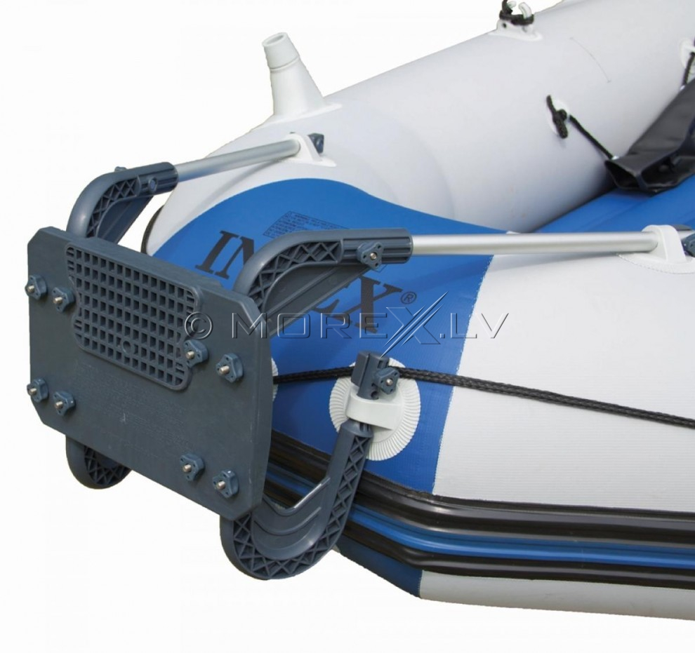 Транец навесной для лодки intex