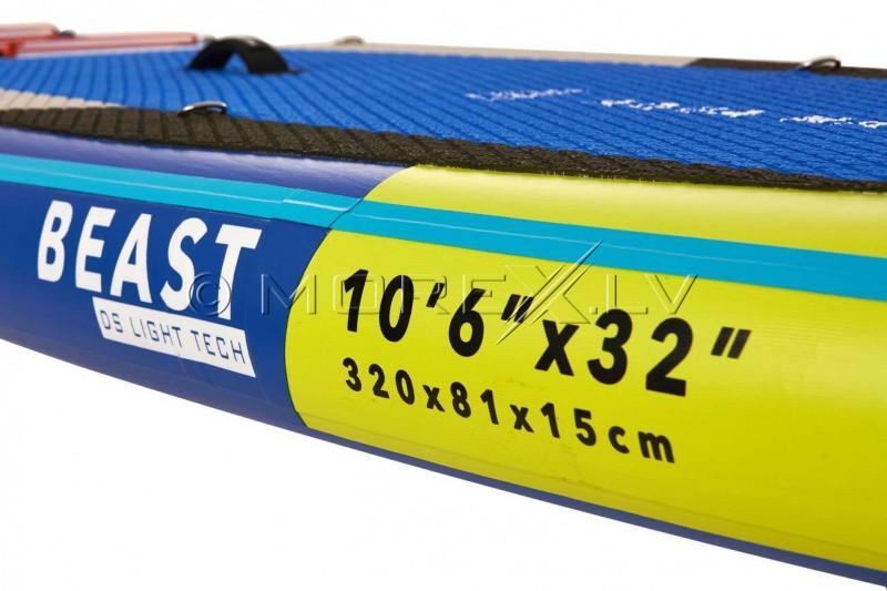 SUP dēlis Aqua Marina BEAST 320x81x15 cm BT-21BEP