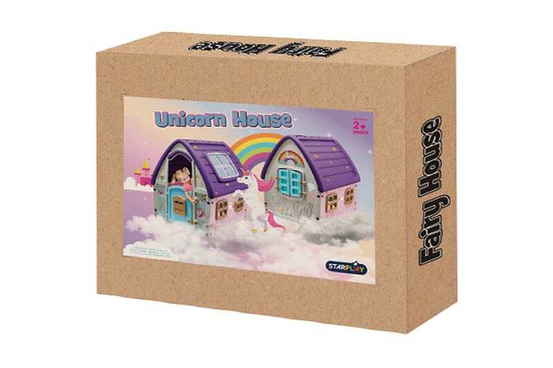 Big Kids House Starplay Unicorn