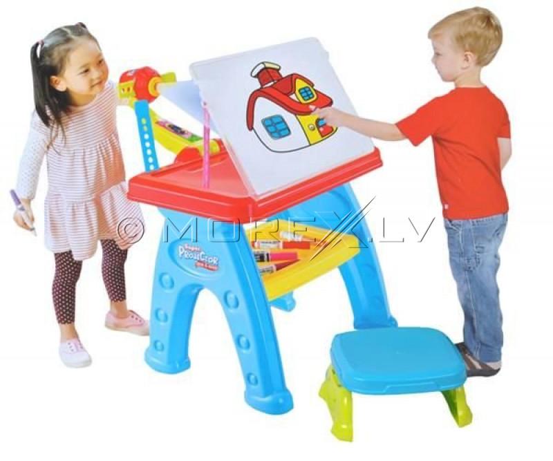 Стол для рисования с проектором (00001559)