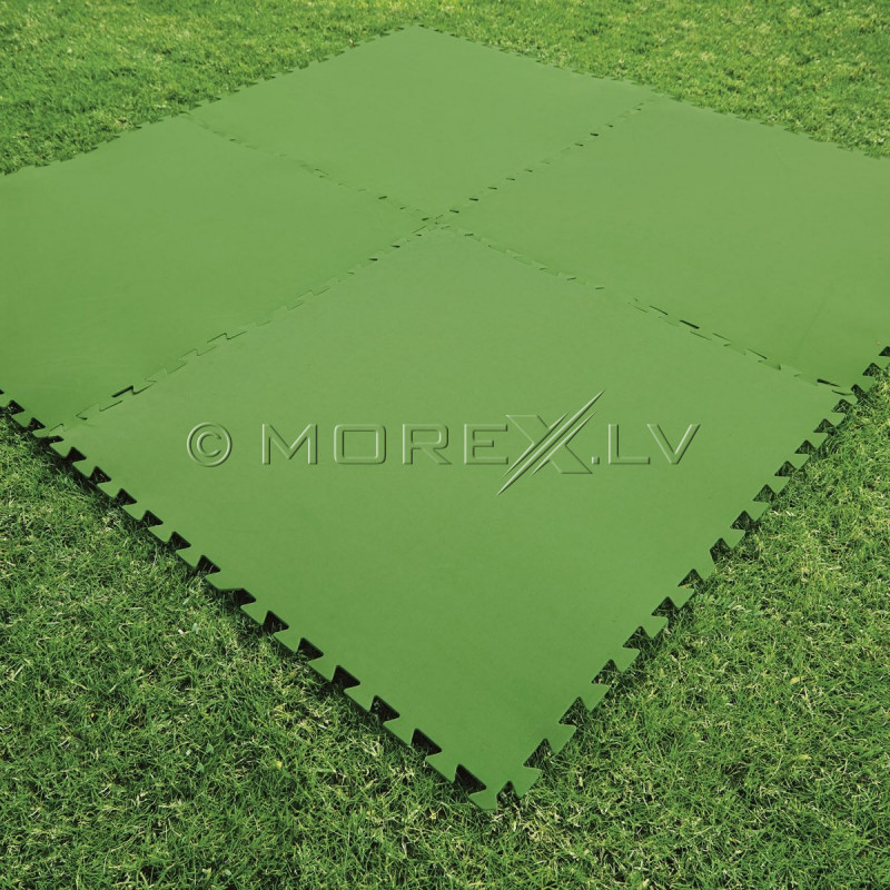 Baseina paklājs Bestway Flowclear 81x81 cm, 58265