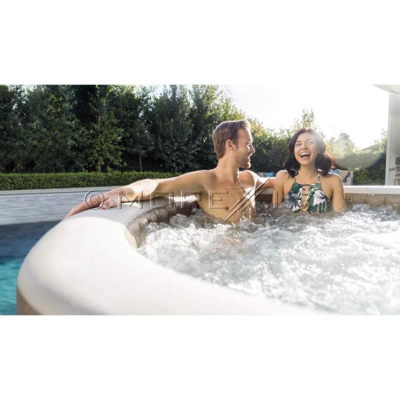Intex PureSpa Bubble Therapy - burbuļvanna - džakuzi 4 personām (28426)