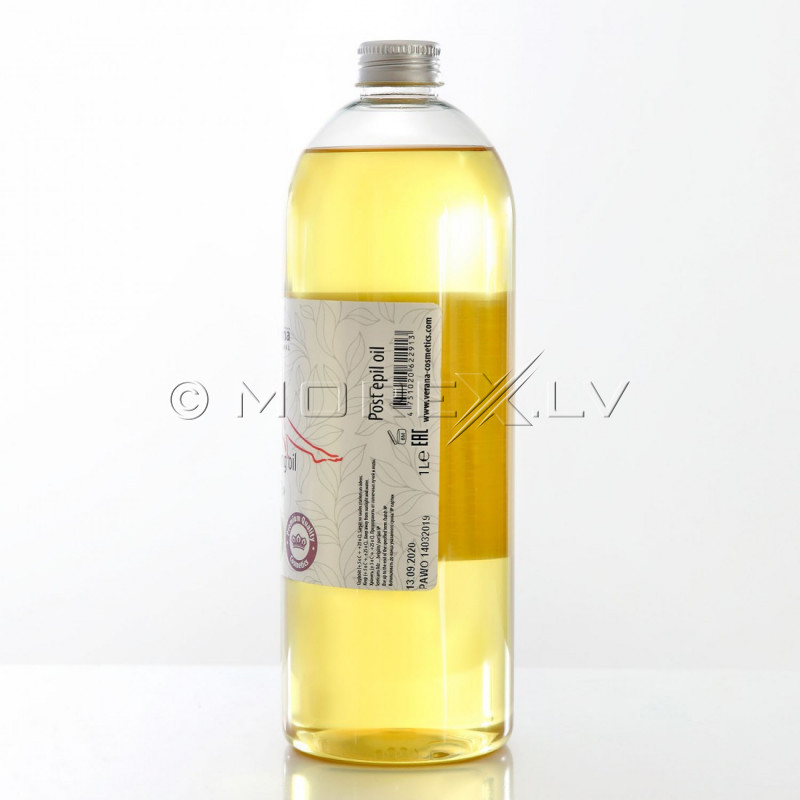 After waxing oil Verana PRO-1, 1 liter (without aroma)