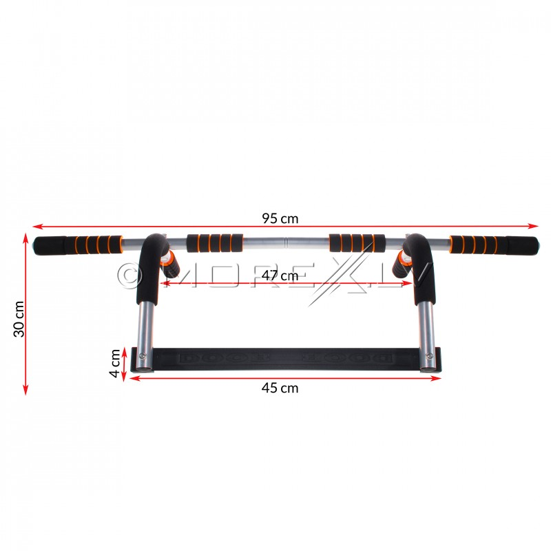 Wall pull up bar Multi-Grip Pull Up 95*30 cm (FA0012)