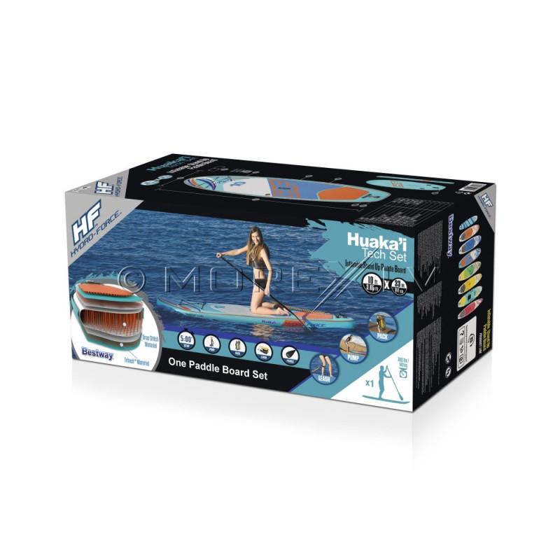 SUP dēlis Bestway Hydro-Force HuaKa'i Tech Set 305x84x15 cm 65330