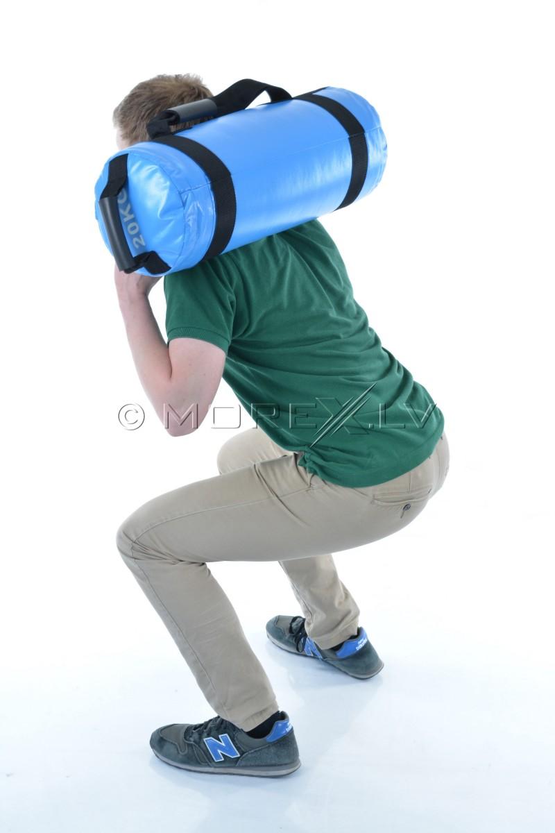 Sandbag treniņu svaru soma 20 kg