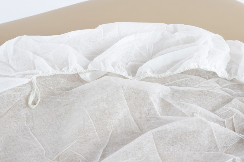 Disposable Fitted Table Cover - 10 pack