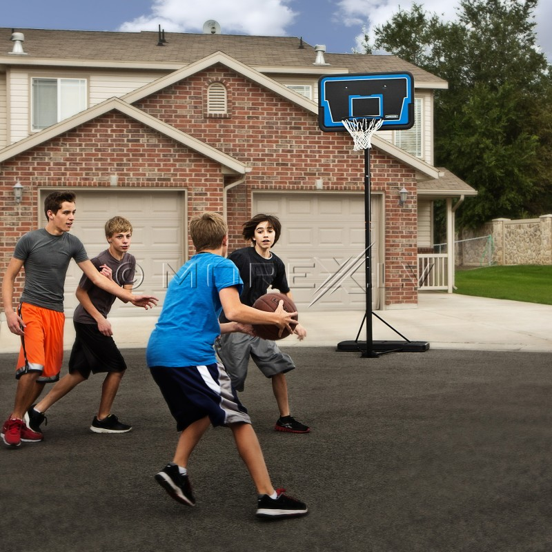 LIFETIME 1268 регулируемое баскетбольное кольцо (2.45 - 3.05m)