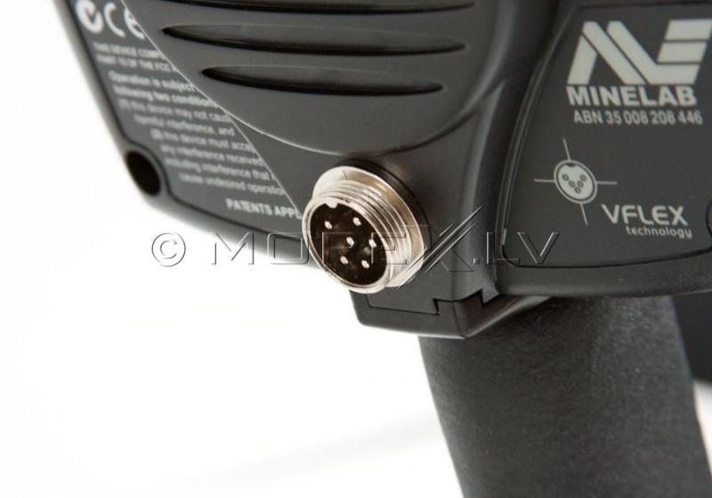 """Minelab X-Terra 705 ar spoli 10.5"""" 7.5kHz DD metāldetektors (3706-0116)"""