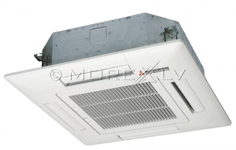 Gaisa kondicionieris (siltumsūknis) Mitsubishi FDTC35VF/SRC35ZMX-S