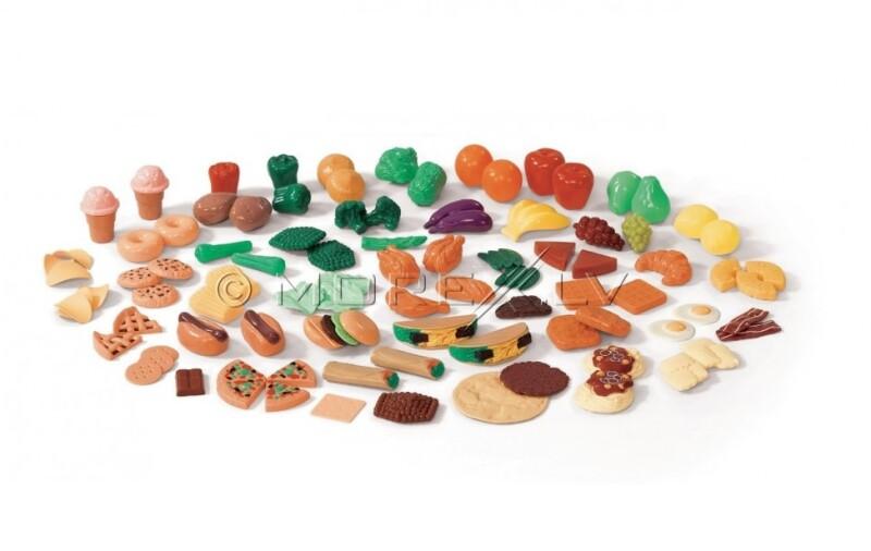 Step2 Набор игрушечных продуктов из 101 предмета (896699)