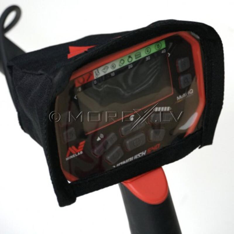Metāla detektors Minelab Vanquish 340 (Bloka pārsegs + Siksna + Cepure Camo hat)